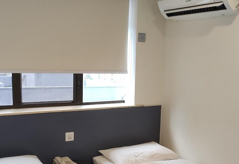 豪境酒店, 九龍, 標準雙人房, 2 張單人床, 街景