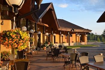 Kuopio bölgesindeki Tahko Golden Resort resmi