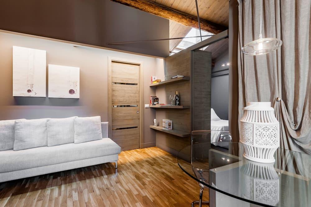 Condominio estándar - Sala de estar