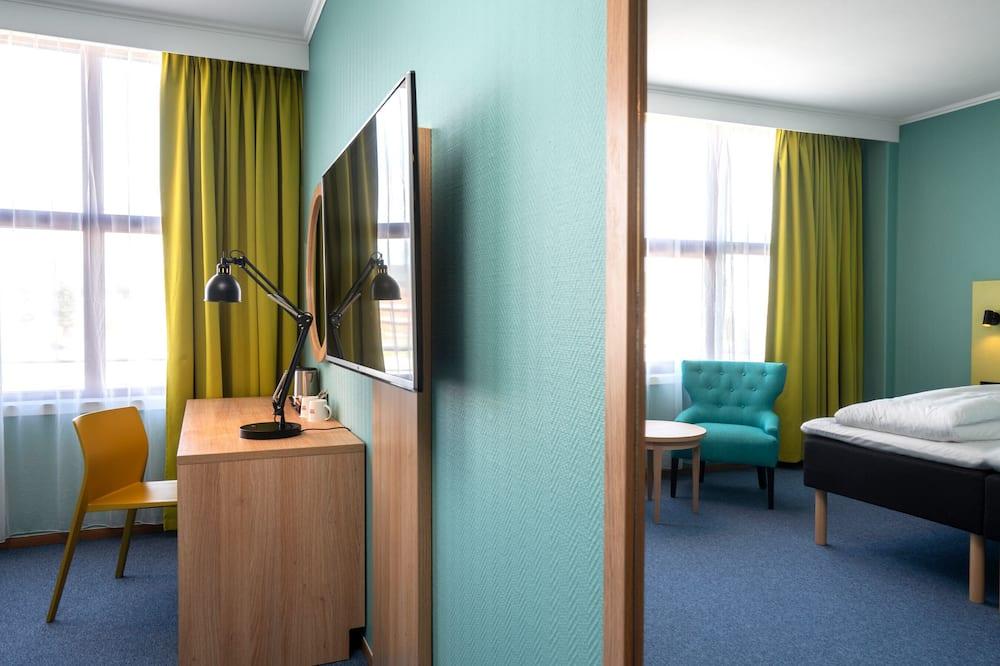 Standardværelse med 2 enkeltsenge - Stue