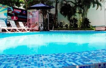 在图斯特拉古铁雷斯的玛丽亚尤金尼娅酒店照片