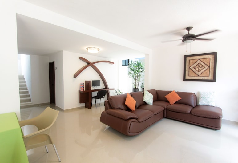 Hotel Los Girasoles Cancun, カンクン, ロビー