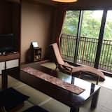 Tradicionális szoba (Japanese Western Style Room) - Nappali rész