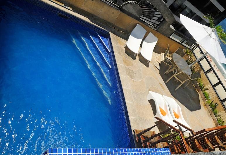 Oceano Copacabana Hotel, Rio de Janeiro