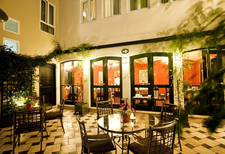 LP Los Portales Hotel Cusco, Cusco, Lobby Lounge