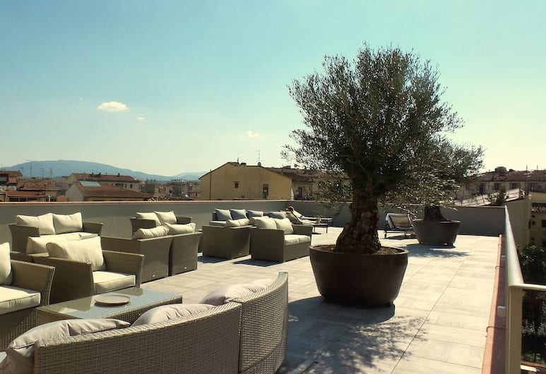 Forte16, Florence, Terras