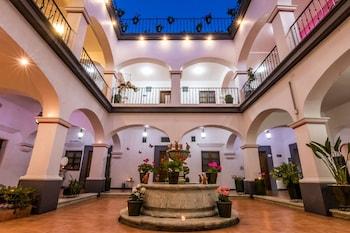 Image de Hotel del Marquesado à Oaxaca