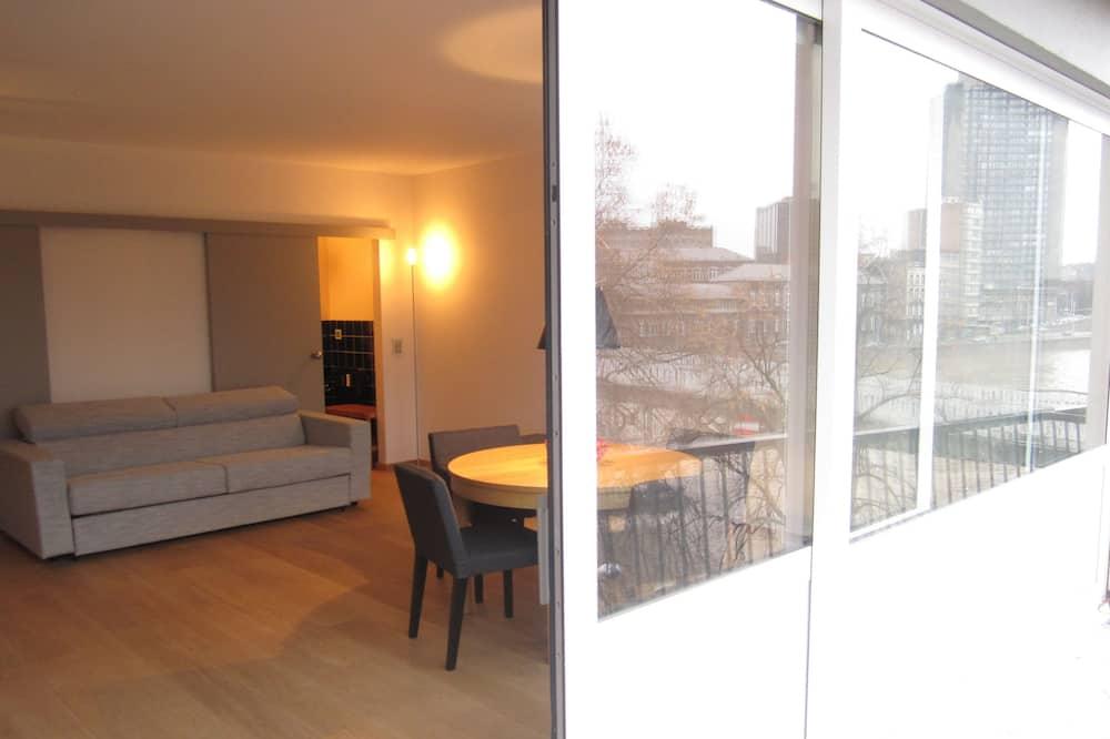 Studio (Passerelle) - Balkon