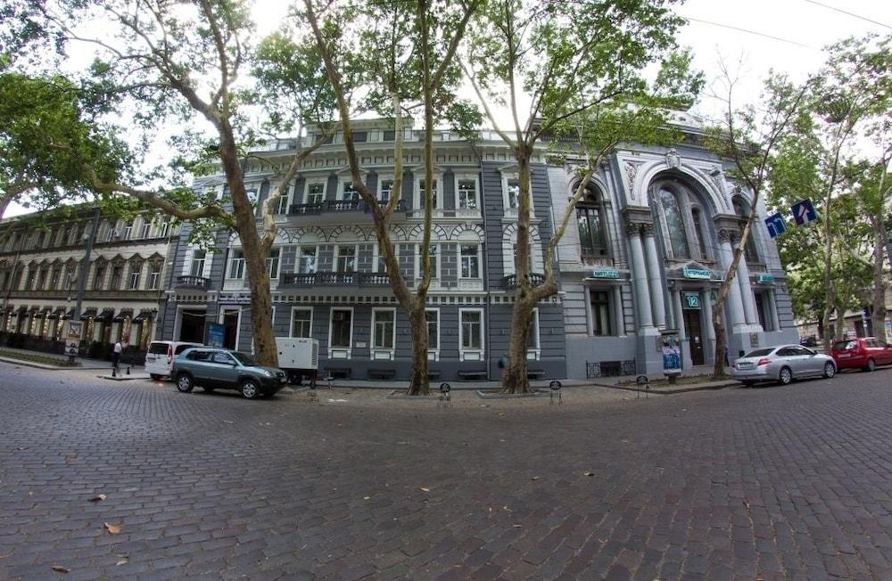 Metro Hotel Apartments, Odessa
