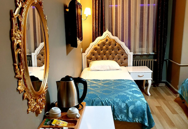 Sehir Hotel Old City, Istanbul, Deluxe-Vierbettzimmer, Stadtblick, Zimmer