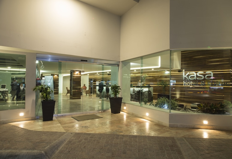Kasa Hotel & Suites, Irapuato, Lobby