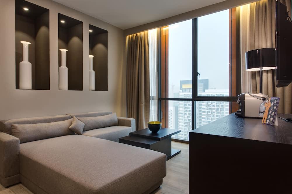 Junior-Suite - Wohnzimmer