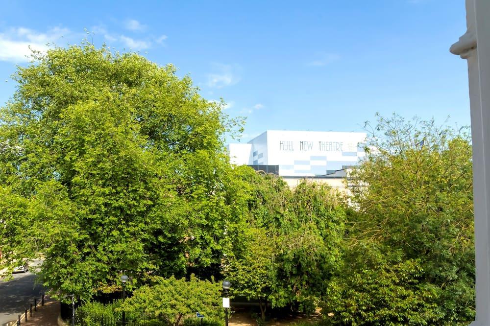 Suite Estudio Business, 1 habitación, vistas al jardín - Vistas al jardín