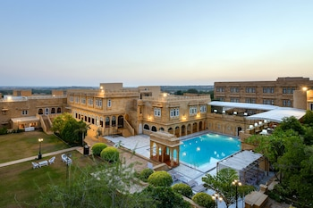 Foto van Hotel Rang Mahal in Jaisalmer