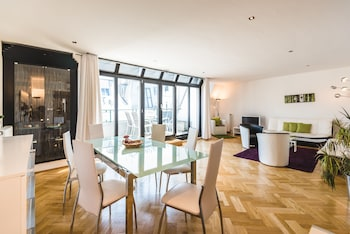 Wiedeń — zdjęcie hotelu Duschel Apartments City Center