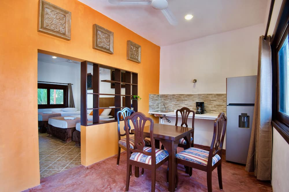 Junior Suite, Terrace - Living Area
