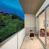 Executive Two Bedroom Apartment - Balcony