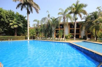 帕倫克帕倫克雷阿爾城飯店的相片