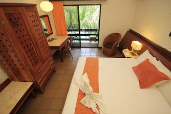 パレンケ、ホテル シウダード レアル パレンケの写真