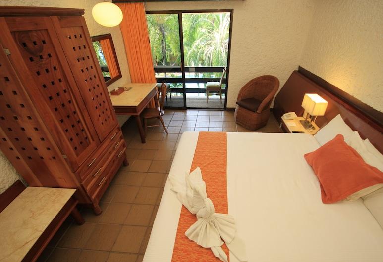 Hotel Ciudad Real Palenque, פלנקה, סוויטת ג'וניור, חדר אורחים