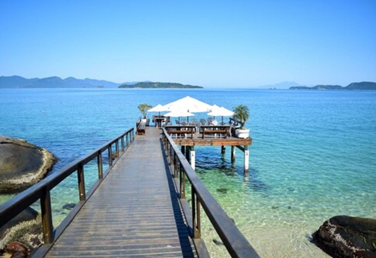 Angra Beach Hotel, Angra dos Reis, Strand