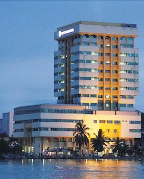麻坡麻坡國貿飯店的相片