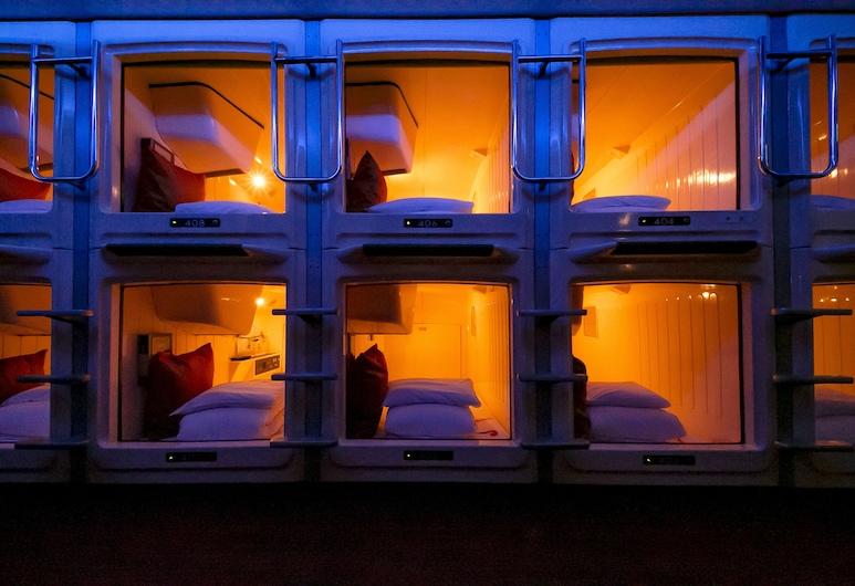 蘇伽摩膠囊桑拿浴克萊爾飯店 - 只招待男士入住, 東京, 經濟共用宿舍, 僅限男士 (Male Only), 客房