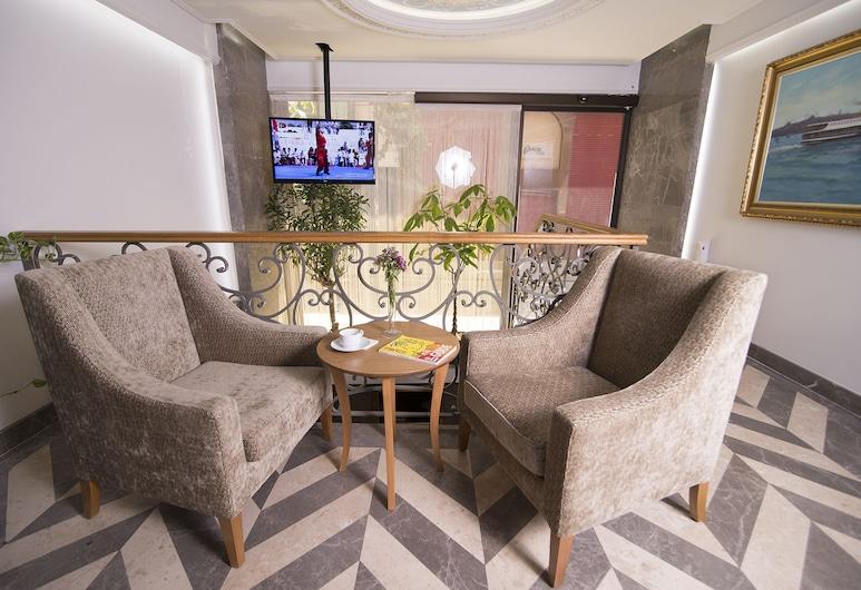 Cumbali Suite, Istanbul, Khu phòng khách tại tiền sảnh