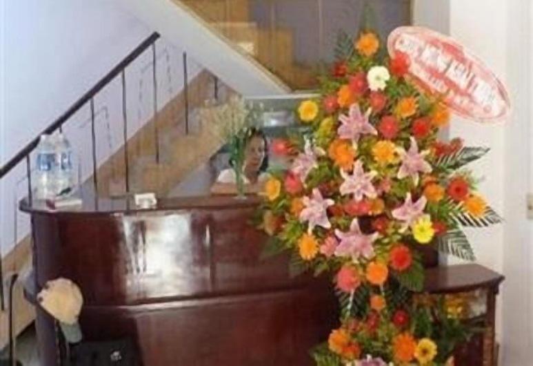 Long Hostel, Ho Chi Minh City, Reception