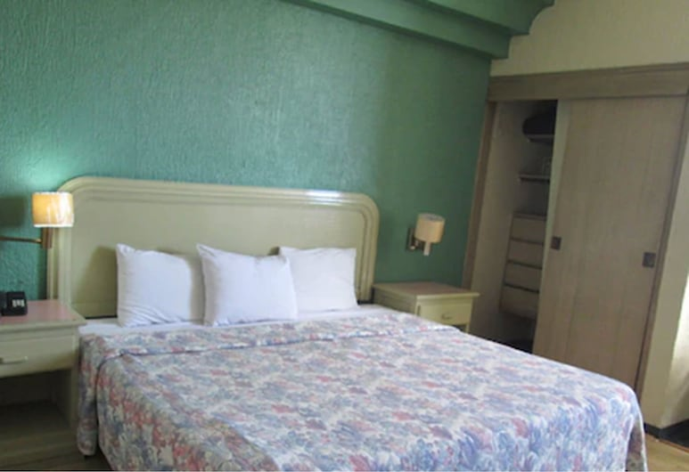 Hotel Nueva Galicia, กวาดาลาฮารา, ห้องซูพีเรีย, ห้องพัก
