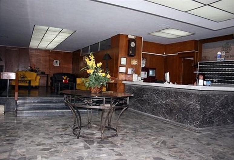 Hotel Nueva Galicia, Guadalajara, Lobby