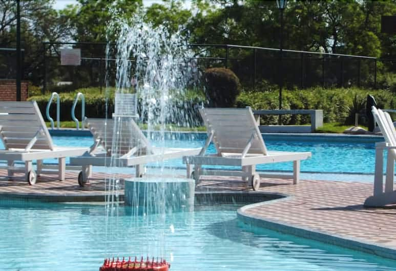 El Mirador Hotel & Spa, Colonia del Sacramento, Outdoor Pool