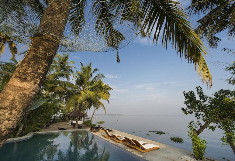 Purity at Lake Vembanad, Cherthala, Infinity Pool