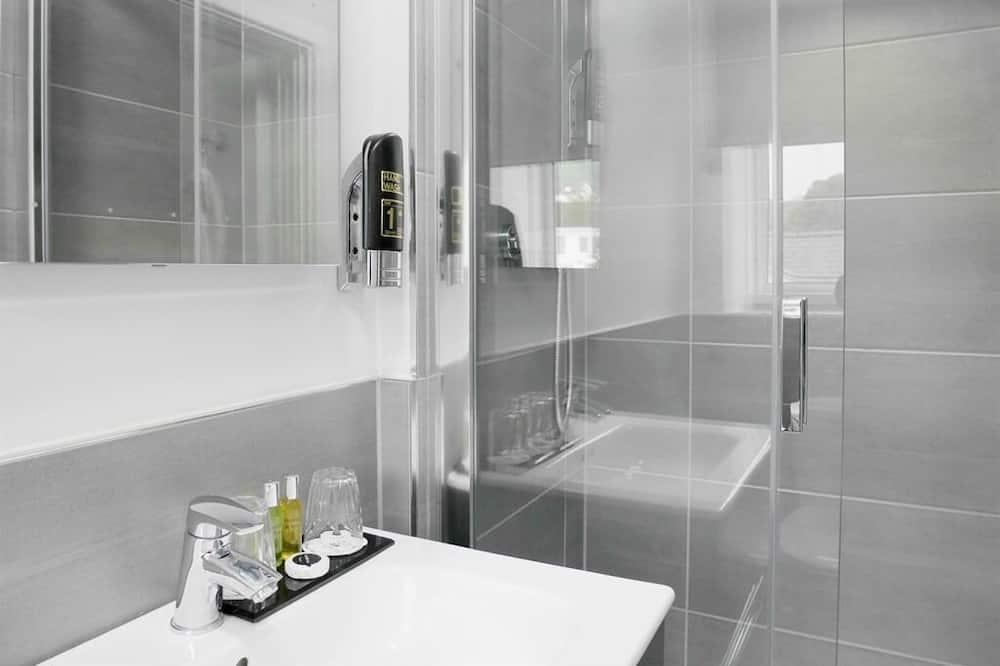 Dvojlôžková izba typu Superior, vlastná kúpeľňa - Kúpeľňa