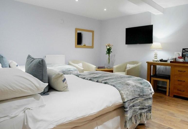 Norton House Hotel, Swansea, Superior Twin Room, Ensuite, Guest Room
