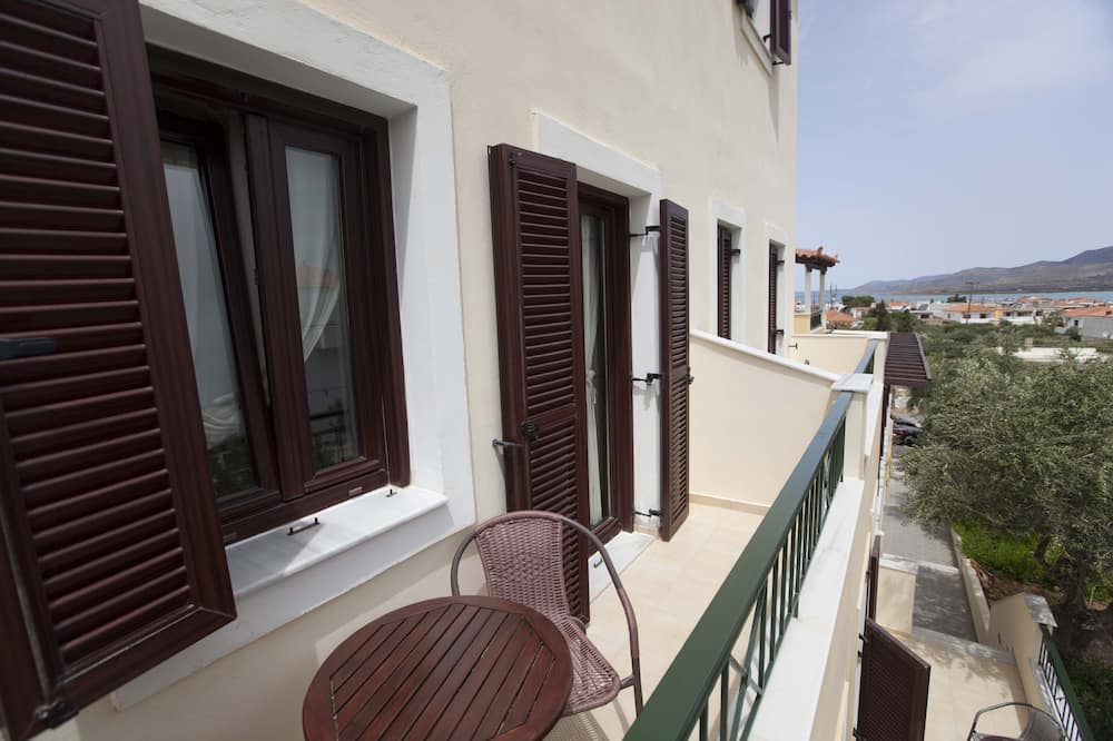 Camera doppia, balcone - Balcone