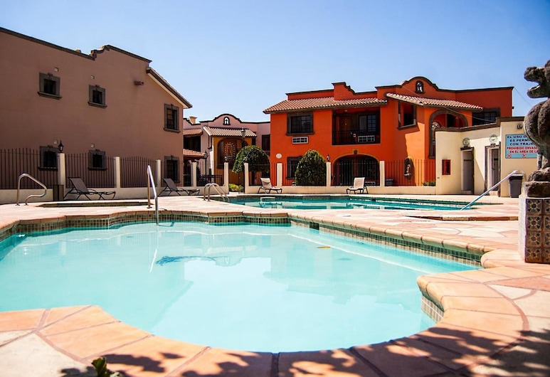 Hotel Suites el Paseo, Ciudad Juarez