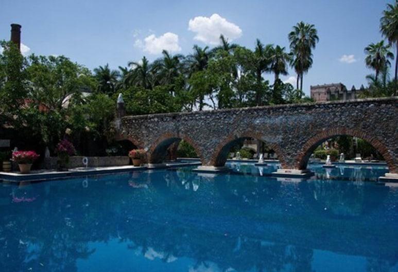 Hotel Hacienda Vista Hermosa, Tequesquitengo, Alberca de natación o entrenamiento