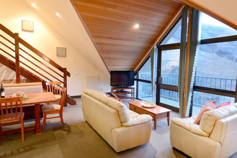 Suite, 2Schlafzimmer - Wohnbereich