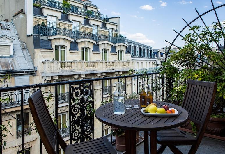Hôtel Mansart, Paris, Terrace/Patio