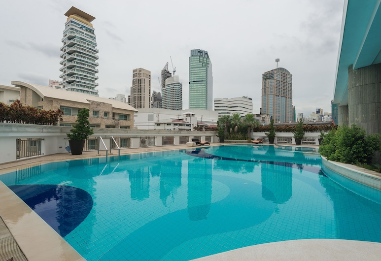 CNC レジデンス, バンコク, 屋外プール