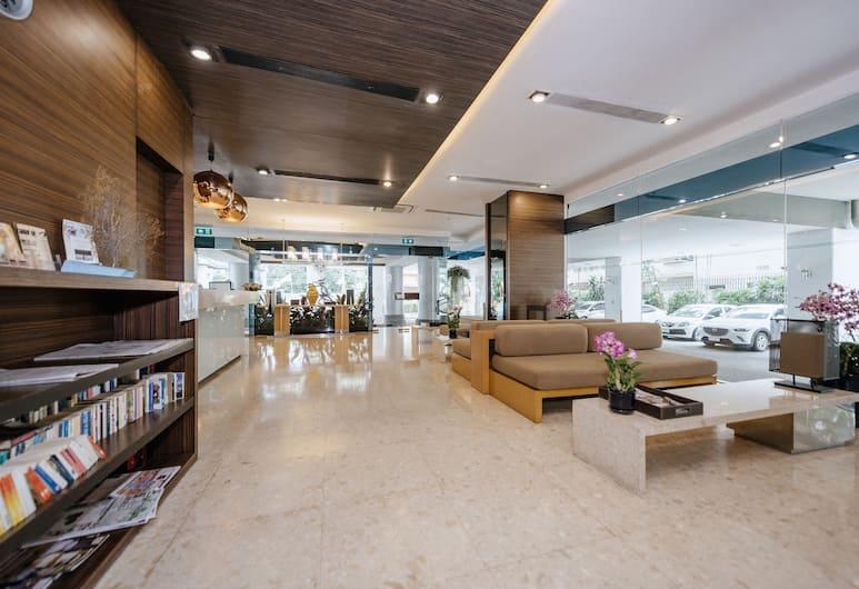 CNC 레지던스, 방콕, 로비 좌석 공간