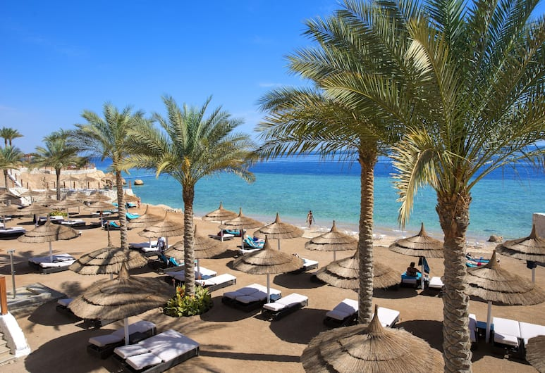 SUNRISE Montemare Resort -Grand Select (Adults Only), Sharm el-Sheikh, Strand
