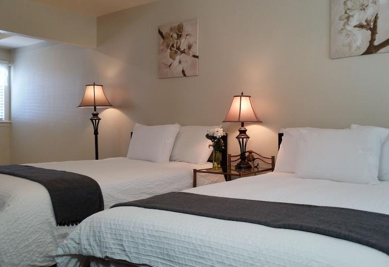El Rancho Motel, Bishop, Family Suite, 2 Bedrooms, Kitchen, Mountain View, Guest Room