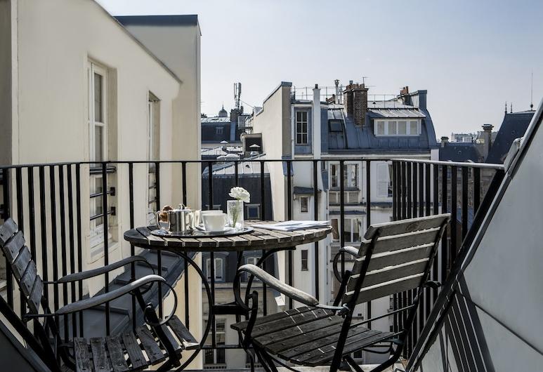 Hôtel d'Orsay, Paris, Suite, Gjesterom