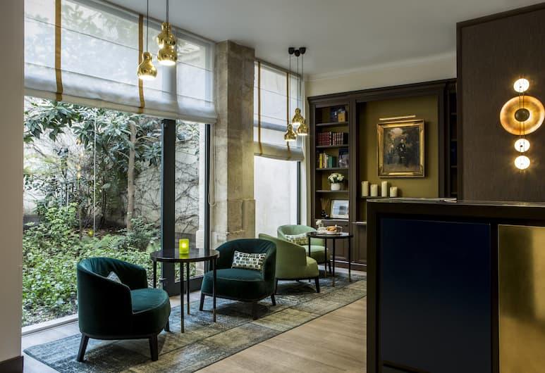奧賽酒店, 巴黎, 大堂