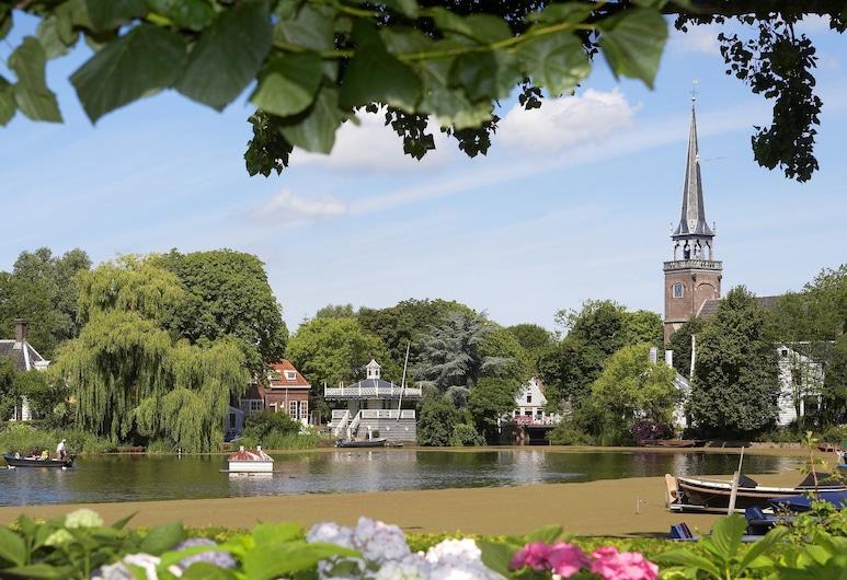 Suitehotel Posthoorn, Monnickendam, Vandring