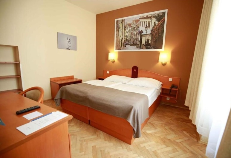 Hotel Merkur, Praha