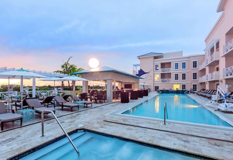 Wyndham Grand Jupiter at Harbourside Place, Jupiter, Pool