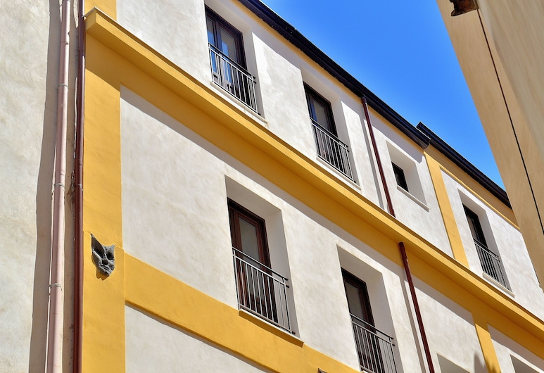 Alla Loggia del Gattopardo, Palermo